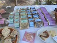 Home-Made Goat Milk Soaps with herbals and our Nature Deodorants made by excellent quality