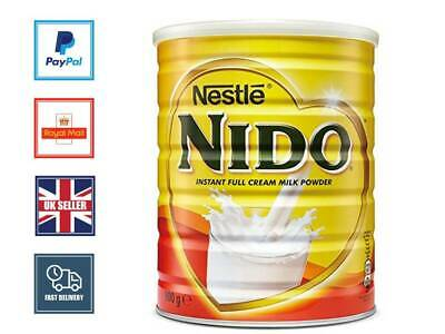 NIDO Nestle Full Cream Dry Milk Powder UK Seller