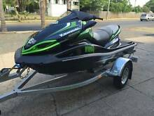 Kawasaki Ultra 300LX (with life jackets & dual tube) Plainland Lockyer Valley Preview