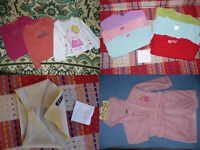 Huge Bundle/ Job Lot/ Wardrobe of 53 Girl Clothes for 3-4years. Incl. Peppa Pig..