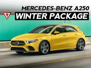 Mercedes Benz A CLASS / A220 / A250 WINTER TIRE + WHEEL Package 2019- 2020 - T1 Motorsports Ontario Preview