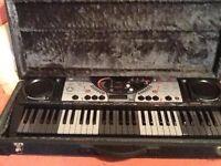 Yamaha DJX 2 Dance Keyboard