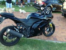 Ninja 250 South Maitland Maitland Area Preview