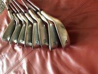 Slazenger Golf Set 8 clubs 4-SW & Dunlop driver