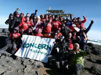 Do Your Thing - Climb Kilimanjaro 2017