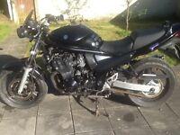 2007 Suzuki bandit with new mot may pt X another bike