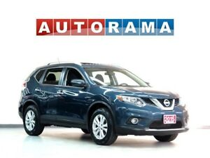 2015 Nissan Rogue SV NAVIGATION PANORAMIC SUNROOF BACK UP CAM AW