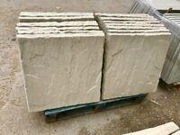 2x2 / 600x600 Rivern edge concrete paving slabs