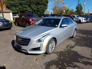 2015 Cadillac CTS Luxury AWD, Sunroof, Heated seats, NO ACCIDENT