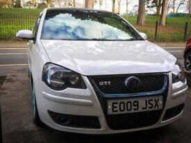 Volkswagen Polo 9n3 GTI - Candy White - APR Stage 2, 223 BHP