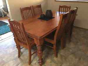7 piece dining set Corio Geelong City Preview