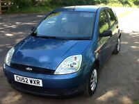 Ford Fiesta 1.3 finesse 2002