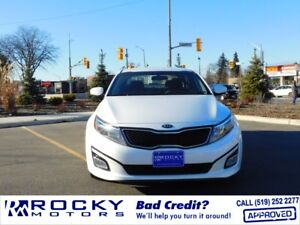 2015 Kia Optima - BAD CREDIT APPROVALS