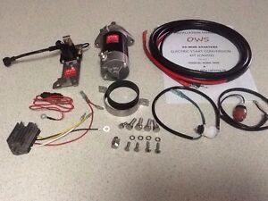 Electric start kit for Mercury 40hp Lightning XR /Tohatsu 40hp Ormeau Hills Gold Coast North Preview