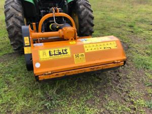 4ft berti mulcher heavy duty Mullumbimby Byron Area Preview