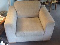 John Lewis Sofa and Armchair