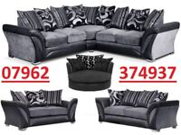 **GET IT NOW** UNIVERSAL CORNER OR 3+2 SEATER SHANNON SOFA