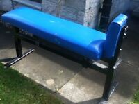 Weight Lifting Adjustabe Bench