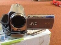 JVC digital camera
