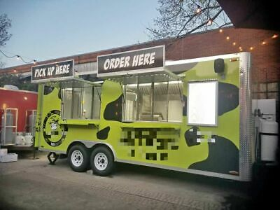 2010 Mobile Kitchen Trailer Very Versatile Food Concession Trailer For Sale In