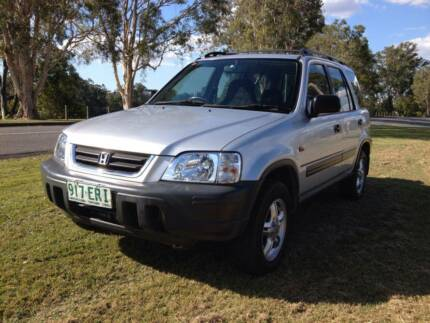 1998 Honda CRV Wagon East Brisbane Brisbane South East Preview