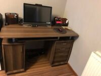 Office desk. Not used much. Nearly new.
