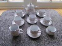 Denby Tea / Coffee set 6 places