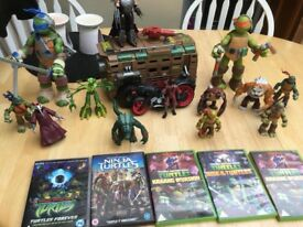 Teenage Mutant Ninja Turtles Bundle.