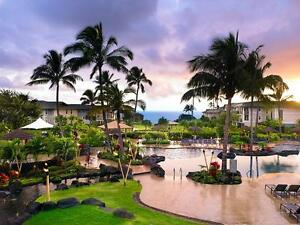 Westin Princeville Ocean Resort - by the day or week