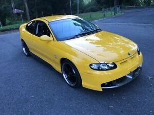 2002 HSV Coupe V8 6 Speed Manual in Devil Yellow Travelled 7,000Kms Aspley Brisbane North East Preview
