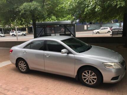 2010 Toyota Aurion Excellent Condition Canberra City North Canberra Preview