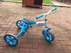 Y-Velo Flipper Bike