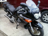 Suzuki GSX 750 F Motorbike for Sale