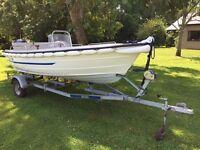 Bonwitco 404 Dromadile Boat