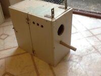 Budgerigar Nest Boxes For Sale