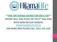 LEARN HIJAMA £50. ONLINE @ HOME OR IN OUR HOSPITAL. WET CUPPING, ACUPUNCTURE, BLOOD / URINE TESTING