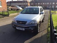 kia sorento 2.5 crdi 4x4 very clean in and out