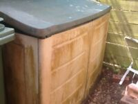 FREE Plastic storage shed.