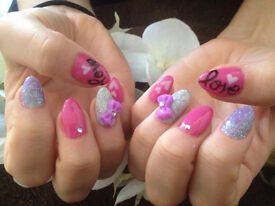 mobile nail technician and beautician