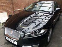 Jaguar XF Diesel Saloon 2.2d (200) Luxury 4dr Auto