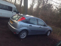 Ford Focus Silver very good condition
