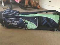 Loch Lomond Golf Club Exclusive Carry Bag with logos
