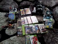 Xbox 360. With all in picture