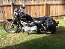 Harley Davidson Dynamic FXD Superglide Wauchope Port Macquarie City Preview