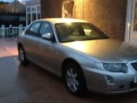 Rover 75 , spares or repair due to overheating problem,