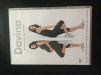 Davina - my pre and postnatal workout DVD