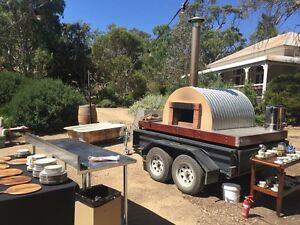 Pizza oven trailer Yankalilla Yankalilla Area Preview