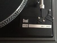 Dual 505 record player, very good condition