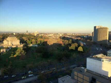 Southbank - South Melbourne - St Kilda Raod