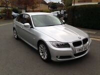 Bmw 3 series 2010 full service History with one year mot